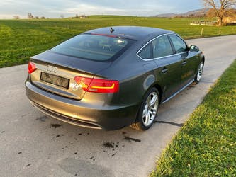 Audi A5 Sportback 2.0 TDI 141'000 km CHF19'500 - buy on carforyou.ch - 3