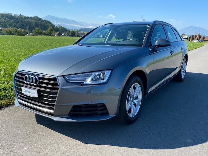 Audi A4 Avant 2.0 TDI S-tronic 208'000 km CHF14'980 - buy on carforyou.ch - 1