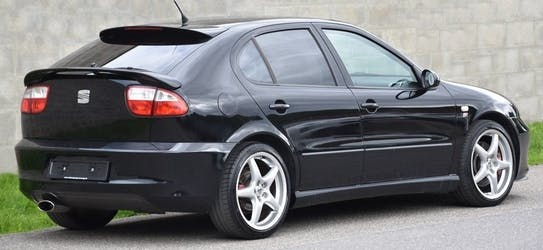 SEAT Leon 1.8 T Cupra R Suizacopa 168'000 km CHF4'500 - buy on carforyou.ch - 3