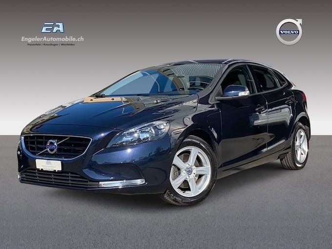 Volvo V40 2.0 D2 Kinetic S/S 71'000 km CHF16'440 - buy on carforyou.ch - 1