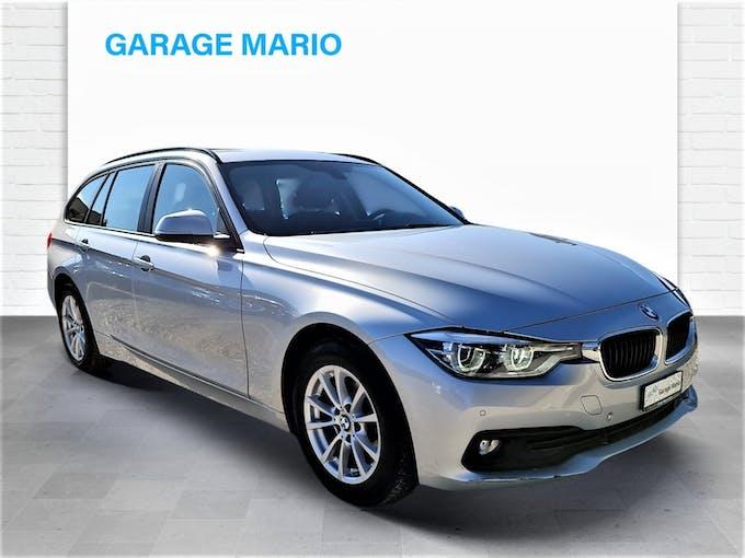 BMW 3er 318d Touring Steptronic 102'800 km CHF15'900 - buy on carforyou.ch - 1