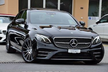 Mercedes-Benz E-Klasse E 53 AMG 4Matic+ Speedshift MCT 48'000 km CHF64'900 - buy on carforyou.ch - 2