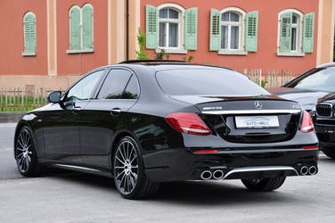 Mercedes-Benz E-Klasse E 53 AMG 4Matic+ Speedshift MCT 48'000 km CHF64'900 - buy on carforyou.ch - 3