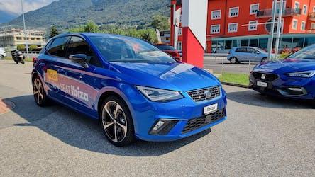 SEAT Ibiza 1.0 EcoTSI Hola FR DSG 1'000 km CHF26'900 - buy on carforyou.ch - 3
