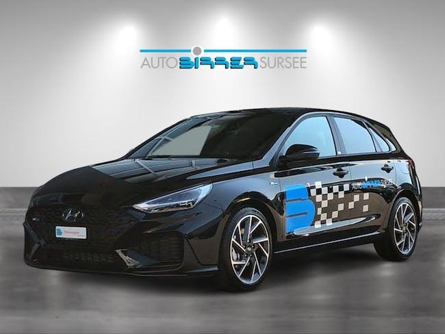 Hyundai i30 1.5 T-GDi N-Line Exclusive 2'000 km CHF34'400 - acheter sur carforyou.ch - 1