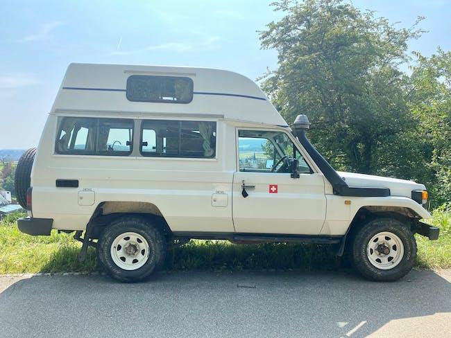 Toyota Land Cruiser 400 HZJ75 Camper 354'742 km CHF29'000 - acquistare su carforyou.ch - 1