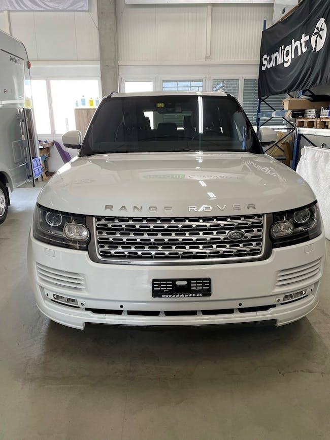 Land Rover Range Rover 4.4 SDV8 Vogue Automatic 152'000 km CHF60'000 - acquistare su carforyou.ch - 1