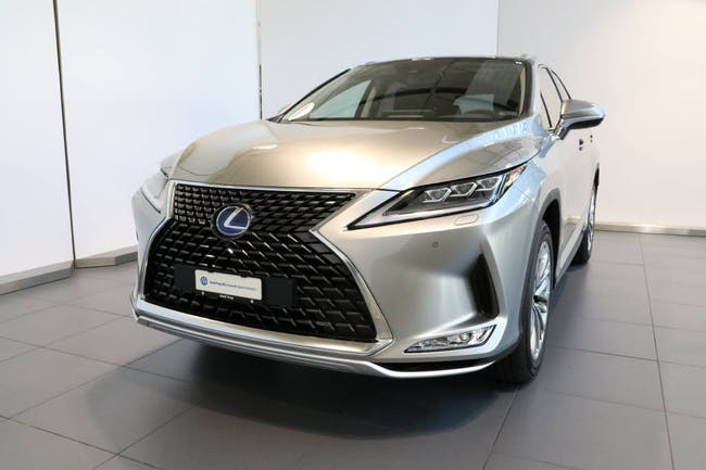 Lexus RX 450h Excellence CHF93'900 - buy on carforyou.ch - 1