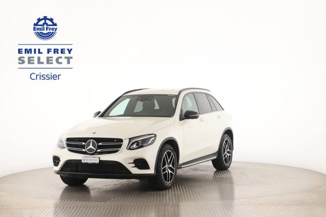 Mercedes-Benz GLC-Klasse GLC 250 AMG Line 4m 30'000 km CHF50'000 - buy on carforyou.ch - 1