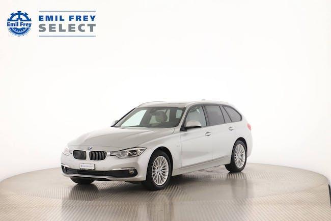BMW 3er 320d Touring xDrive SAG Luxury-Line 61'900 km CHF30'000 - buy on carforyou.ch - 1
