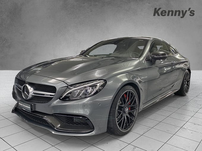 Mercedes-Benz C-Klasse C 63 AMG S Coupé 35'000 km CHF74'600 - buy on carforyou.ch - 1