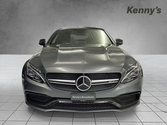 Mercedes-Benz C-Klasse C 63 AMG S Coupé 35'000 km CHF74'600 - buy on carforyou.ch - 2