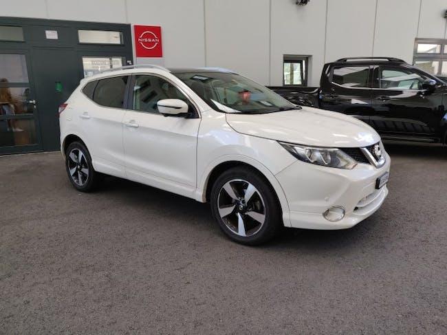 Nissan Qashqai 1.6 dCi 360 55'000 km CHF16'300 - acquistare su carforyou.ch - 1