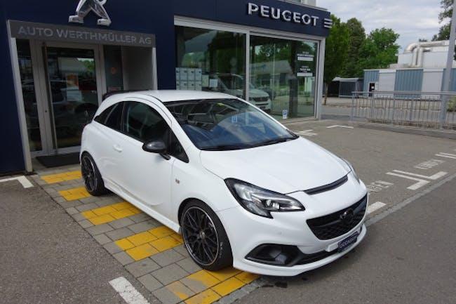 Opel Corsa 1.6 Turbo OPC 90'000 km CHF13'990 - buy on carforyou.ch - 1