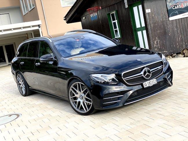 Mercedes-Benz E-Klasse E 43 AMG 4matic Kombi 100'235 km CHF42'950 - buy on carforyou.ch - 1