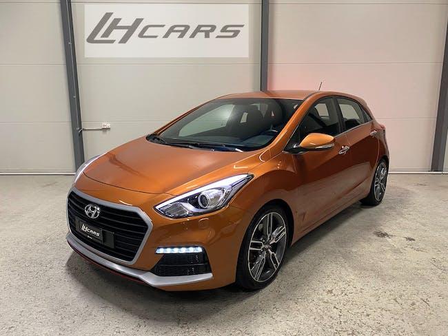 Hyundai i30 1.6 T-GDi Vertex 65'000 km CHF15'999 - acheter sur carforyou.ch - 1