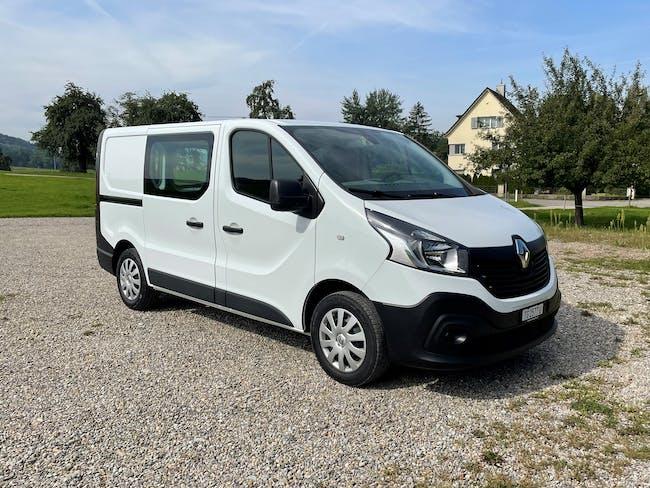 Renault Trafic 1.6 dCi 120 2.9t Business L1H1 71'800 km CHF19'200 - kaufen auf carforyou.ch - 1