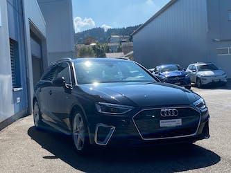 Audi A4 Avant 40 TDI S line quattro S-tronic 30'550 km CHF44'890 - buy on carforyou.ch - 3