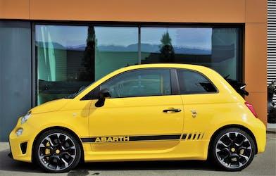 Fiat 500 Abarth 595C 1.4 16V T AbarthComp 6'900 km CHF29'900 - buy on carforyou.ch - 2