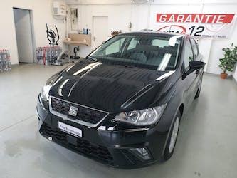SEAT Ibiza 1.0 EcoTSI Style DSG 41'400 km CHF15'900 - buy on carforyou.ch - 2