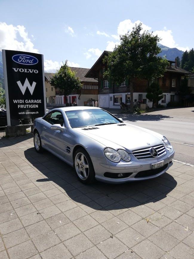Mercedes-Benz SL 55 AMG SL-CLASS R230 Cabriolet SL 55 V8 AMG 47'850 km CHF42'500 - acquistare su carforyou.ch - 1