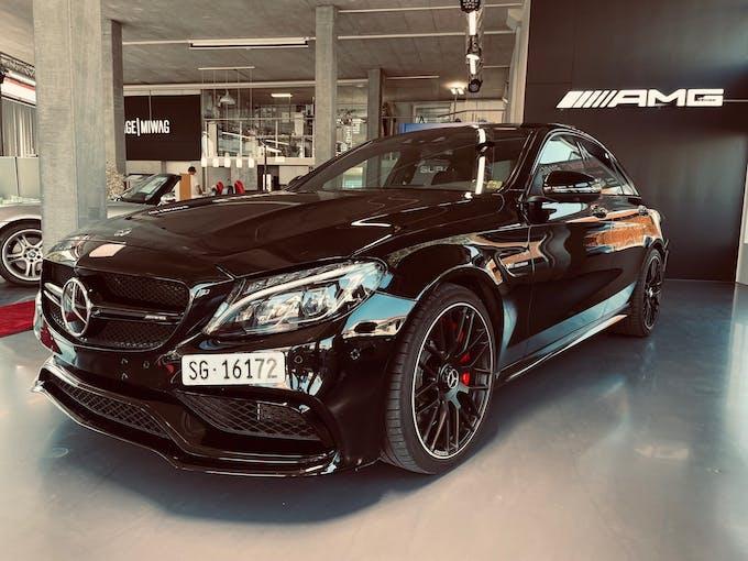 Mercedes-Benz C-Klasse C 63 AMG C 63 S AMG Speedshift 52'860 km CHF61'900 - buy on carforyou.ch - 1