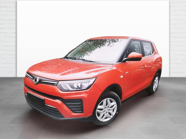 SsangYong Tivoli 1.5 T-Gdi Amber 4WD 1 km CHF21'990 - acheter sur carforyou.ch - 1