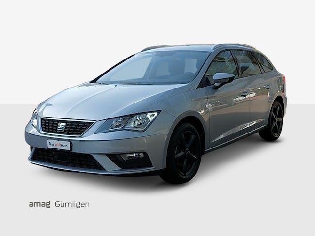 SEAT Leon SPORTSTOURER STYLE TGI STOPP - START 13'900 km CHF23'900 - buy on carforyou.ch - 1
