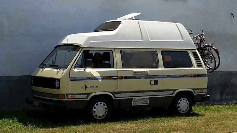 VW Typ 2 T3 242'000 km CHF19'500 - buy on carforyou.ch - 1