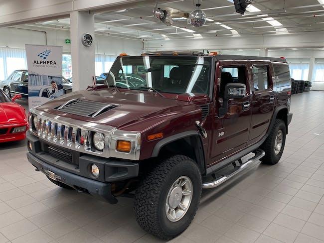 Hummer H2 6.0 Luxury 115'100 km CHF27'800 - acquistare su carforyou.ch - 1