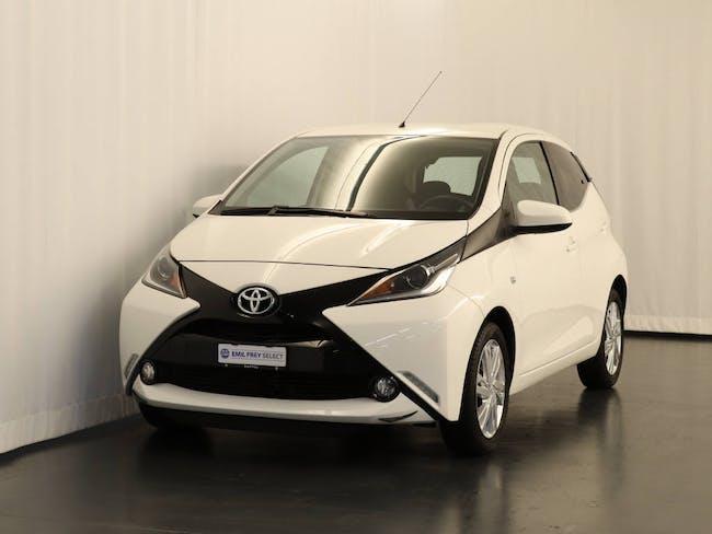 Toyota Aygo 1.0 VVT-i x-play 25'500 km CHF9'600 - acquistare su carforyou.ch - 1
