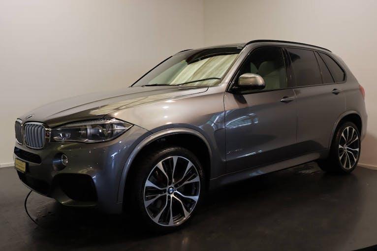 BMW X5 40d xDrive SAG 54'090 km CHF52'990 - buy on carforyou.ch - 1