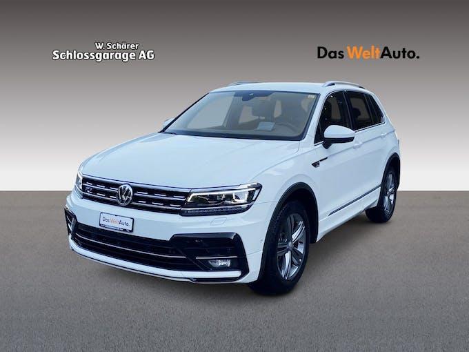 VW Tiguan 2.0 TDI SCR Highline 4Motion DSG 33'990 km CHF43'990 - buy on carforyou.ch - 1