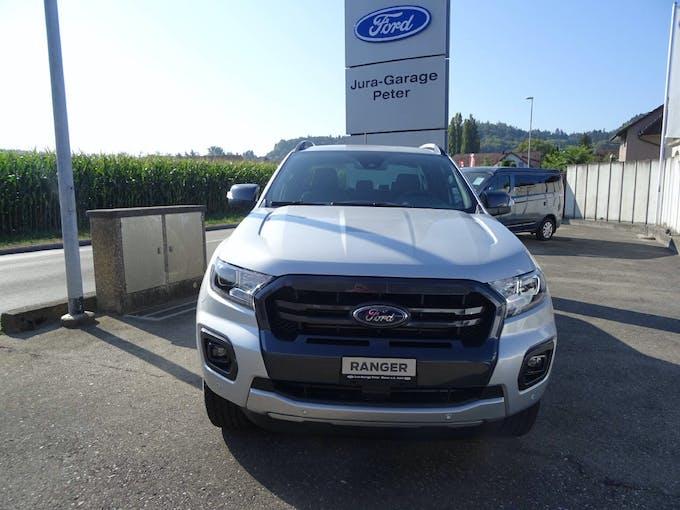 Ford Ranger DKab.Pick-up 2.0 EcoBlue 4x4 Wildtrak 100 km CHF48'570 - buy on carforyou.ch - 1