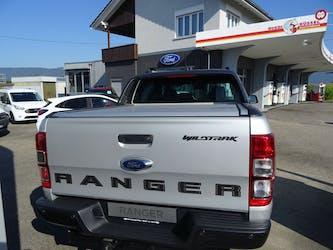 Ford Ranger DKab.Pick-up 2.0 EcoBlue 4x4 Wildtrak 100 km CHF48'570 - buy on carforyou.ch - 3