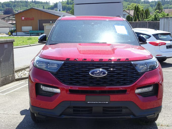 Ford Explorer 3.0 V6 Plug-in Hybrid ST-Line 500 km CHF63'900 - buy on carforyou.ch - 1
