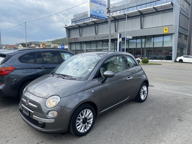 Fiat 500 1.2 Lounge Dual. 21'000 km CHF12'900 - buy on carforyou.ch - 1