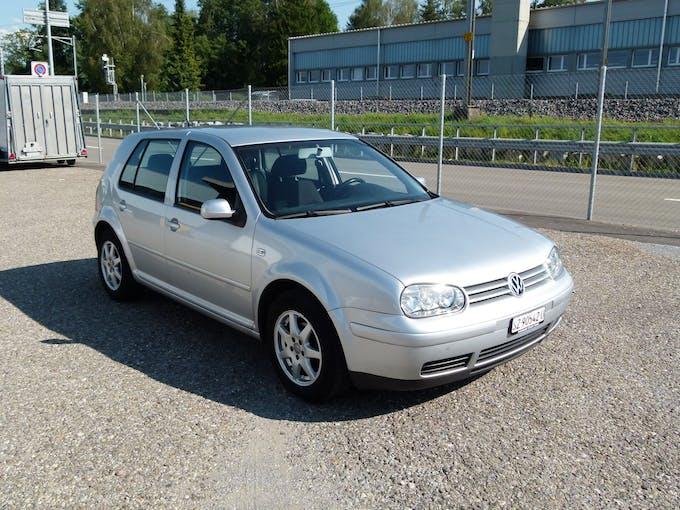 VW Golf 1.6 16V Pacific 192'000 km CHF2'900 - buy on carforyou.ch - 1