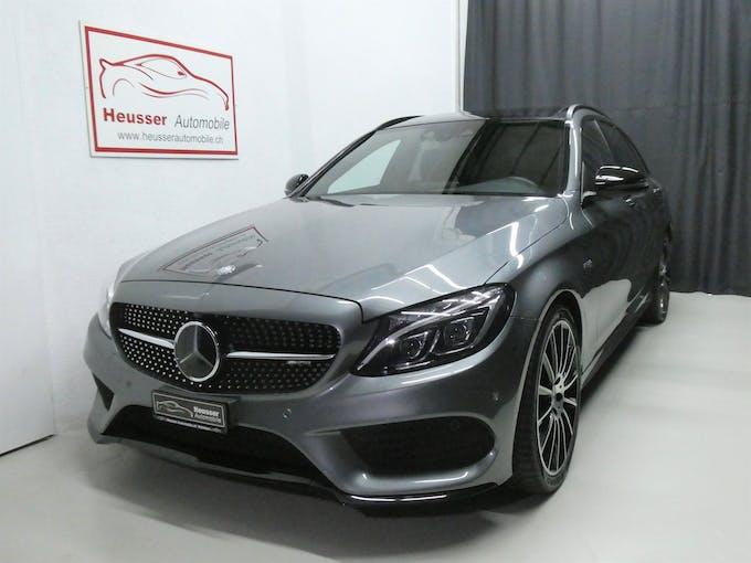 Mercedes-Benz C-Klasse C 43 AMG 4Matic 9G-Tronic - Panorama - Burmester - 367 PS 76'900 km CHF42'800 - buy on carforyou.ch - 1
