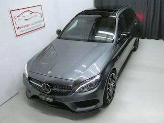 Mercedes-Benz C-Klasse C 43 AMG 4Matic 9G-Tronic - Panorama - Burmester - 367 PS 76'900 km CHF42'800 - buy on carforyou.ch - 3