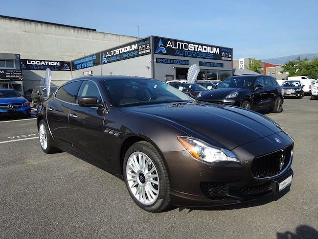 Maserati Quattroporte 3.0 V6 S Q4 Automatica 57'500 km CHF32'900 - kaufen auf carforyou.ch - 1