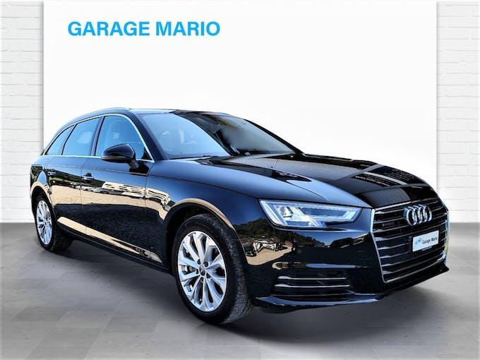 Audi A4 Avant 2.0 TDI Design quattro S-tronic 46'800 km CHF29'900 - buy on carforyou.ch - 1