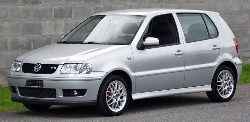 VW Polo 125 GTI 158'000 km CHF2'800 - buy on carforyou.ch - 1