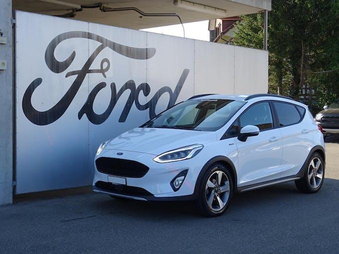Ford Fiesta 1.0 EcoB Active+ 25'990 km CHF19'890 - buy on carforyou.ch - 1