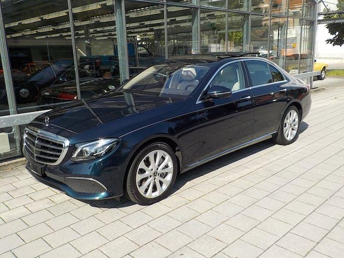 Mercedes-Benz E-Klasse E 400 Exclusive 4Matic 9G-Tronic 52'000 km CHF44'500 - buy on carforyou.ch - 1