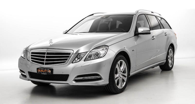 Mercedes-Benz E-Klasse E 250 CGI BlueEfficiency Avantgarde 7G-Tronic AHK 99'000 km CHF16'500 - buy on carforyou.ch - 1