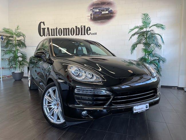 Porsche Cayenne Diesel 106'000 km CHF31'950 - buy on carforyou.ch - 1