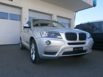 BMW X3 xDrive 20d Steptronic 183'000 km CHF14'300 - buy on carforyou.ch - 2