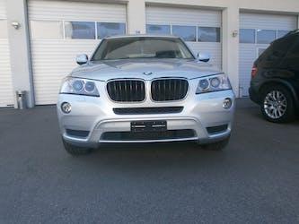 BMW X3 xDrive 20d Steptronic 183'000 km CHF14'300 - buy on carforyou.ch - 3