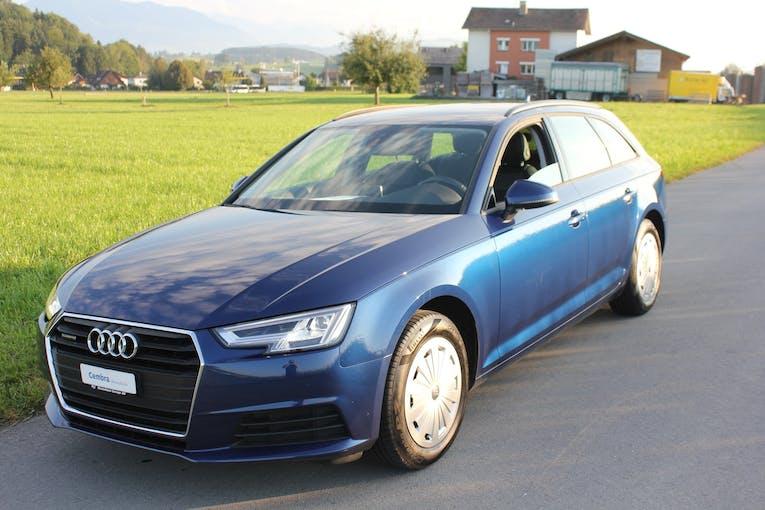 Audi A4 Avant 2.0 TDI quattro 179'000 km CHF17'980 - buy on carforyou.ch - 1